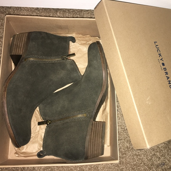 Shoes | Lucky Brand Basel Booties